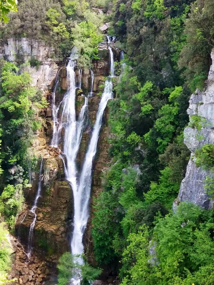 Acque del Rio Verde in Abruzzo