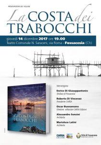 Presentazione del libro sulla Costa dei Trabocchi a Fossacesia
